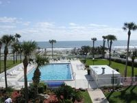 Ground Floor Oceanfront Condo Next to Pier - Cocoa Beach Towers