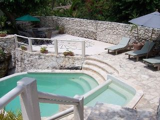 Playa del Carmen house photo - Private pool and cool jacuzzi