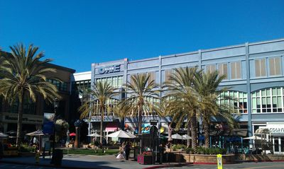 There is a farmer's market every Sunday -- right at Santana Row.