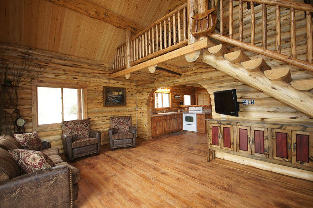 Big hole river fishing cabins 3 1 2 miles homeaway for Fishing cabin rentals
