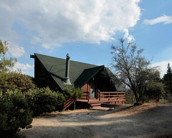Idyllwild cabin rental - Quail Run