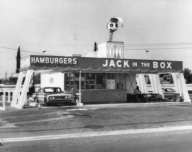 San Diego was the home of Jack in the Box