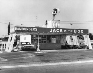 Ocean Beach house photo - San Diego was the home of Jack in the Box