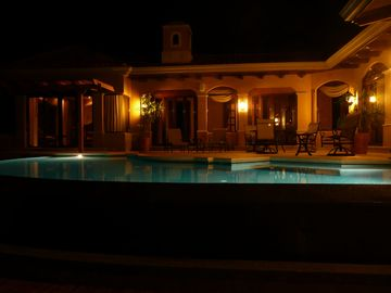 Night time relaxation and privacy
