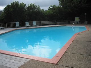 East End condo photo - Secluded pool close by. You may find you have it all to yourself