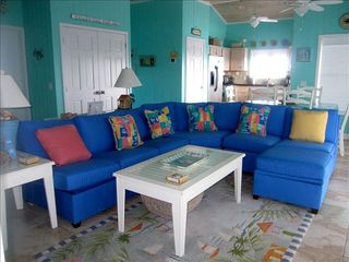 Elbow Cay and Hope Town house photo - Living Room