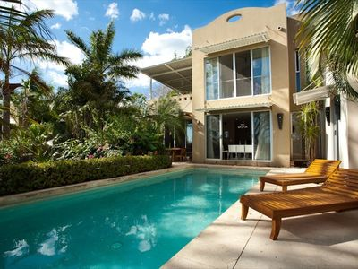 Oro del Sol, beautiful private home with pool and ocean view