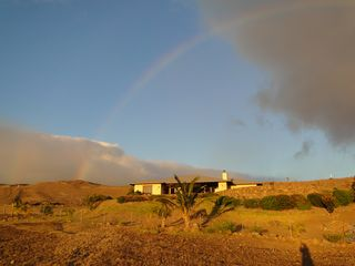 Kohala Ranch house photo - A Rainbow over our Kohala Ranch House.