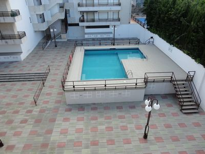 A 150 METERS FROM THE BEACH, SEA VIEW, PARKING, SWIMMING POOL, ELEVATOR