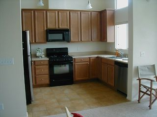 Ventura townhome photo - Kitchen, ocean view