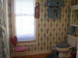 Fredericksburg farmhouse photo - Hallway Bathroom