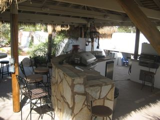 Las Vegas house photo - out door kitchen