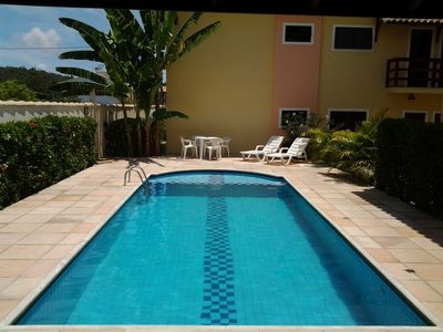 Residential Spring, beach Taperapuan, 2 suites, family level.