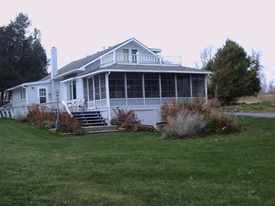 Plattsburgh house rental - House from Road