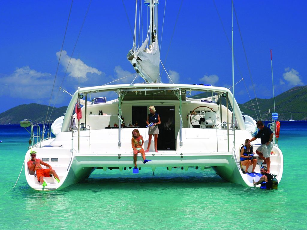 British virgin islands vacation luxury all vrbo for By the cabin catamaran charters