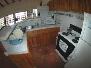Escazú cottage photo - Kitchen
