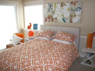 Sechelt house rental - Bedroom - QUEEN Bed
