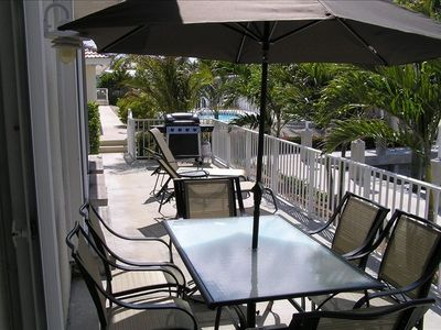 Key Colony Beach house rental - Patio