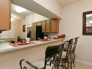 Bradenton condo photo - Kitchen Stools/Counter