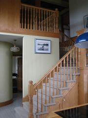 Panmure cottage photo - interior stairs