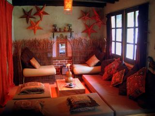 Antigua villa photo - The Moroccan Lounge - take a break and relax!