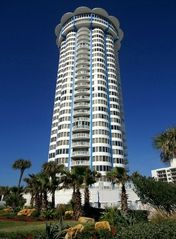 Daytona Beach condo photo - Unique Round Building Directly on the Beach