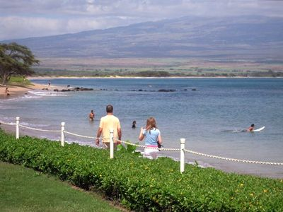 Maalaea condo rental - YOUR FABULOUS BEACH!