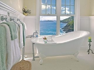 Northside house photo - World's best bathtub view!