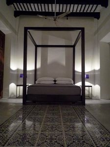 Master Bedroom at night