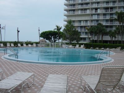 South Seas Club condo rental - Heated Pool