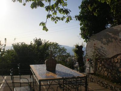 Capri-Charming Villa with garden and panoramic view