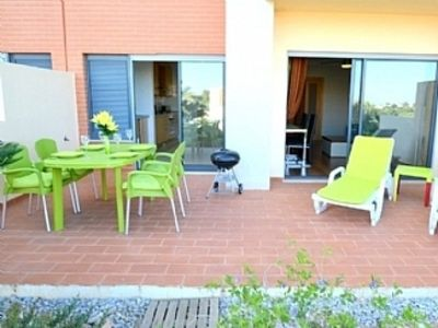 Stunning 2 bed Apartment Pool Great Central Location Fully equipped Ground floor