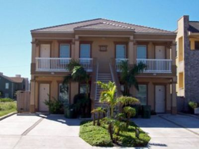 South Padre Island condo rental - Main View