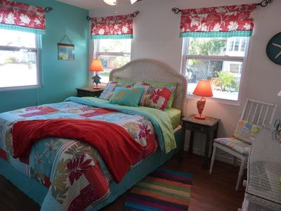 Bradenton Beach apartment rental - Sun Porch Down Stairs Apartment 2bed/ 2bath