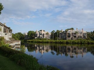 Kiawah Island villa photo - Another lagoon view from yard
