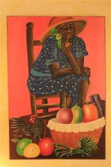 Las Terrenas cottage photo - Haitian Art