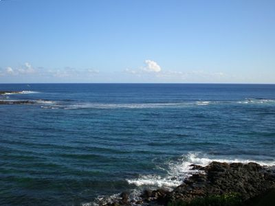 Enjoy stunning view from private lanai