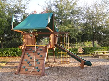 Childrens Play Area In Clubhouse Grounds
