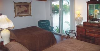 East Brookfield house photo - Two Full Size Beds Overlooking Lake