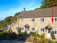 JASMINE COTTAGE, pet friendly in Hallsands, Ref 915584
