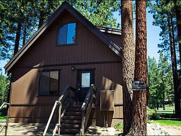 Incline Village townhome rental - Two Story Free Standing Condo
