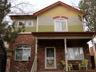 Vibrant House in the heart of LoHi with Hot Tub!!!