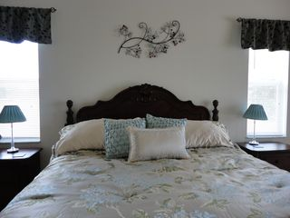Cape Coral villa photo - french style king bed