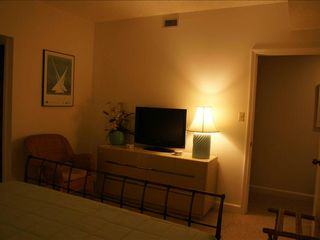 Virginia Beach condo photo - Bedroom 1, Flat Screen TV