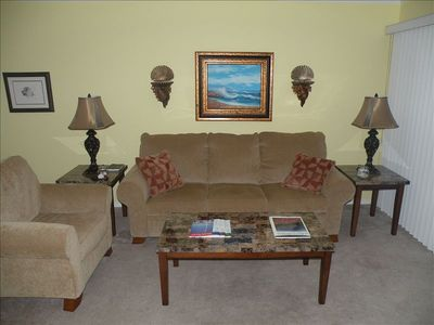 Decorated by a talented interior decorator for your comfort and enjoyment!