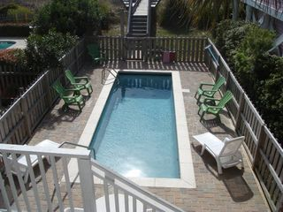 Surfside Beach house photo - Pool