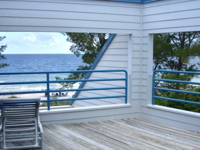 Secluded Deck