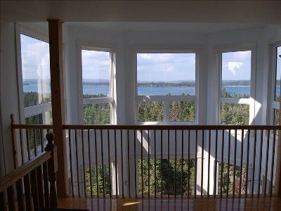 Lunenburg house rental - Ocean View Over 2-Story Atrium