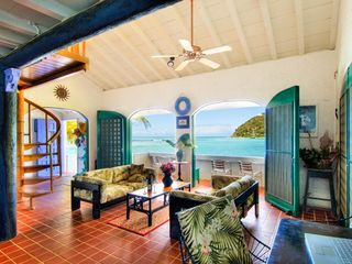 Tortola house photo - Living Room