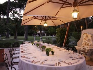 Monte Mario villa photo - Special Dinner - Concierge